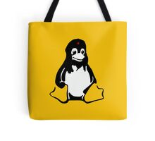 Linux tux Penguin Che  Tote Bag