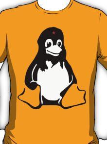 Linux tux Penguin Che  T-Shirt