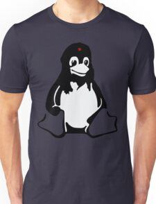 Linux tux Penguin Che  Unisex T-Shirt