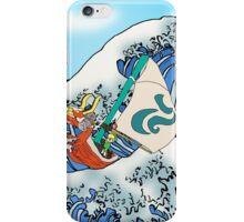 Zelda: WindWaker - Great Wave iPhone Case/Skin