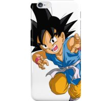 San Goku GT iPhone Case/Skin
