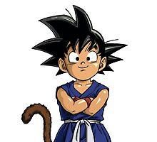 Goku  by razor93