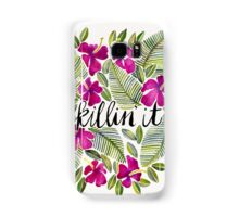 Killin' It – Tropical Pink Samsung Galaxy Case/Skin