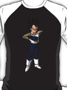 Anime Vegeta T-Shirt