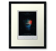 Under The Skin Poster Framed Print