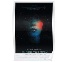 Under The Skin Poster Poster