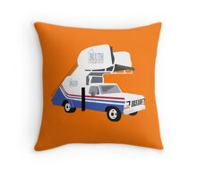 You'll get some Hop Ons Throw Pillow