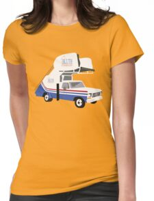 You'll get some Hop Ons Womens Fitted T-Shirt