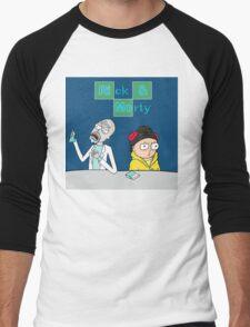 Breaking Morty Men's Baseball ¾ T-Shirt