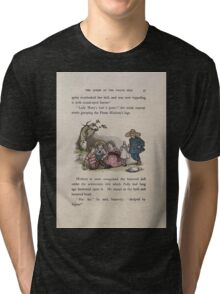 The Queen of Pirate Isle Bret Harte, Edmund Evans, Kate Greenaway 1886 0041 The Doll Tri-blend T-Shirt
