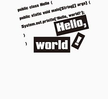 Hello, World! Unisex T-Shirt