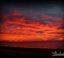 Redcliffe Sunrise by anatunkia