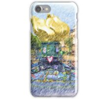 Princess Diana Memorial iPhone Case/Skin