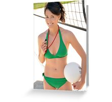 Sporty Greeting Card
