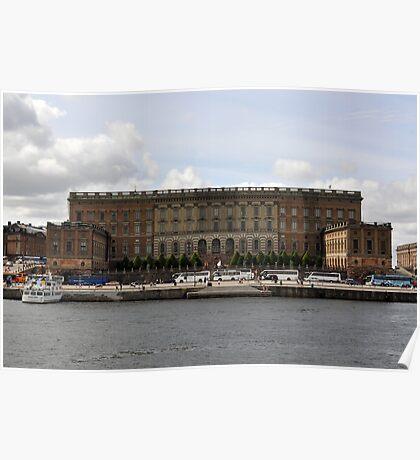 Royal Palace Stockholm, Sweden Poster