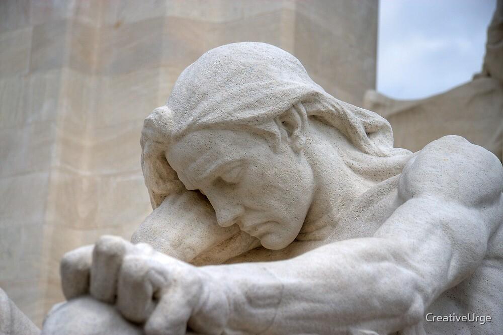 Contemplating The Fallen by CreativeUrge