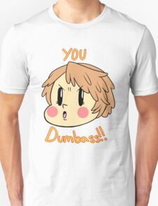 P4: Yosuke Hanamura - You DUMBASS! Unisex T-Shirt
