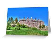 Crane Estate in Ipswich, MA Greeting Card