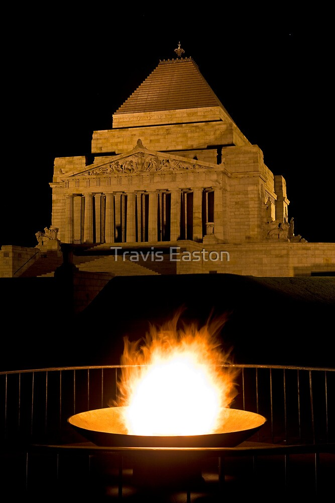 Eternal Flame by Travis Easton