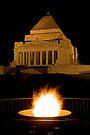 Eternal Flame by Travis Easton