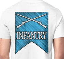 Crossed Infantry Muskets Unisex T-Shirt