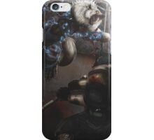 Cedric Vs Marcus iPhone Case/Skin