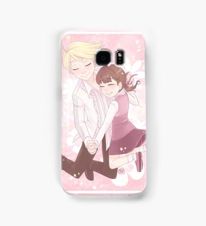 They Saved Each Other Samsung Galaxy Case/Skin