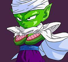 Piccolo Chibi by razor93