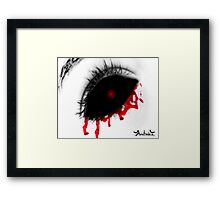 I Used a Spoon... Framed Print