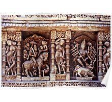 Kalki Avatar & Maa Durga Poster