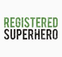 Civil War - Registered Superhero - Black Dirty by garudoh