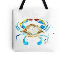 Blue Crab by Jan Marvin Tote Bag
