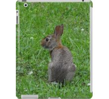 Don't turn your back to me iPad Case/Skin