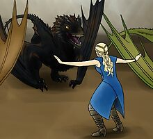 How to Train Your Drogon by jorion