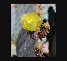 Yellow Prickly Pear Bloom Unisex T-Shirt