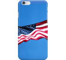 Old Glory - American Flag by Sharon Cummings iPhone Case/Skin