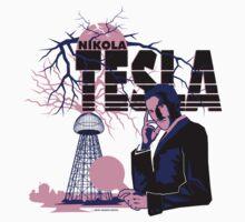 Nicola Tesla  by ArtoJ