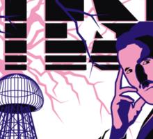 Nicola Tesla  Sticker