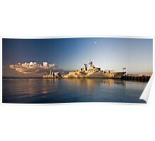 HMAS Ballarat Poster