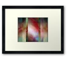 Abstract Composition #2 – April 25, 2010  Framed Print