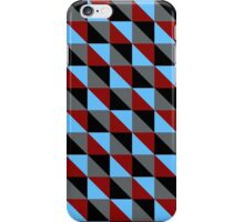 Abstract Winter Soldier iPhone Case/Skin