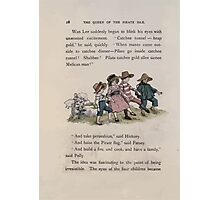 The Queen of Pirate Isle Bret Harte, Edmund Evans, Kate Greenaway 1886 0032 On the Hill Photographic Print