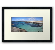 Sanna Bay on the Ardnamurchan Peninsula. Framed Print