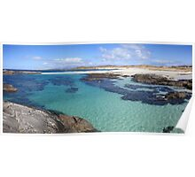 Sanna Bay on the Ardnamurchan Peninsula. Poster