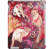 monkeys iPad Case/Skin