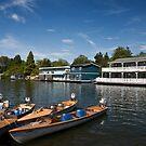 Hampton Houseboats by Rachael Talibart