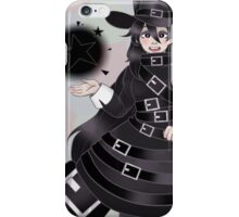 Pitch Black Witch iPhone Case/Skin
