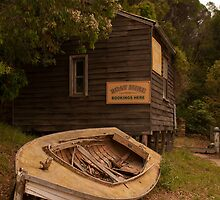 Boats for Hire, Mallacoota by SusanAdey