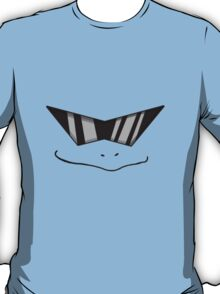 Squirtle Glasses - Pokemon T-Shirt