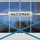 MCCOWAN RT Station by Daniel McLaren